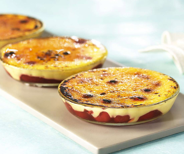 Fruited Brulee