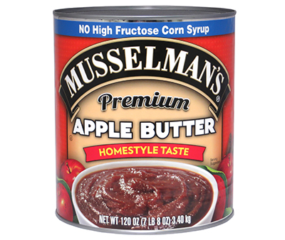 Premium Apple Butter - 120 oz.
