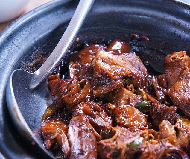 Cherry Braised Brisket