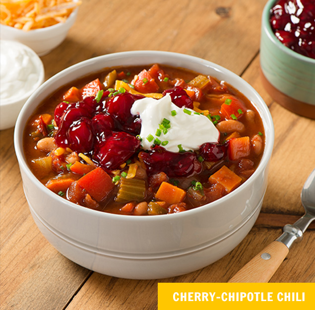 Cherry-Chipotle Chili
